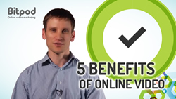 5 Reasons to have video on your website