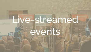 Live streamed events